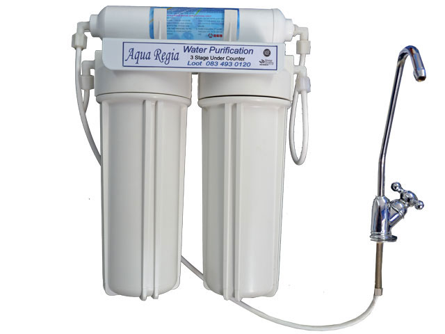 Types of Home Water Filters