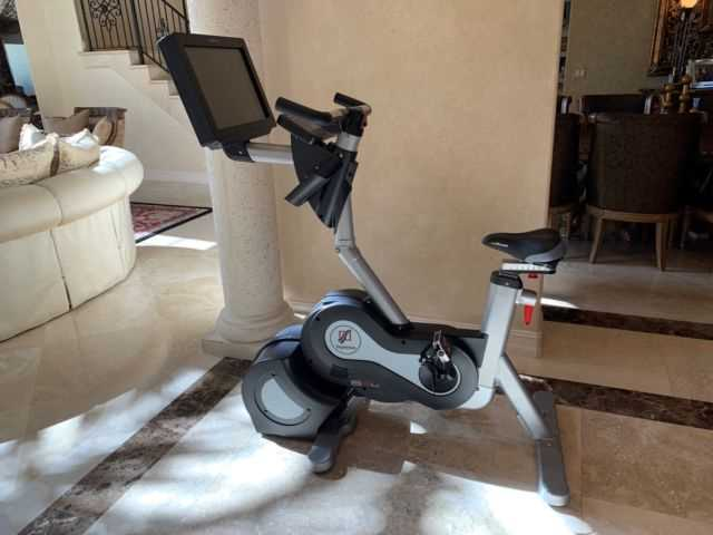 Precor Fitness Equipment: Treadmills, Crosstrainers and Bikes